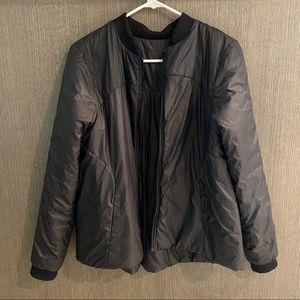 Lululemon grey puffer jacket